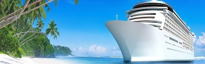 Per cruise de wereld verkennen?